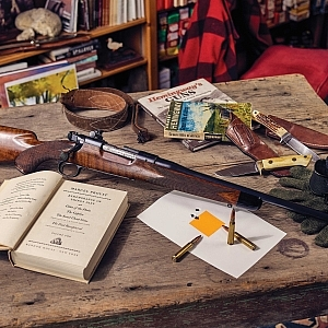 A Griffin & Howe .30/06, the stuff of dreams for generations of riflemen, to the author represents a high-water mark in American custom gunmaking.