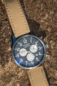 Filson Mackinaw Field Chronograph