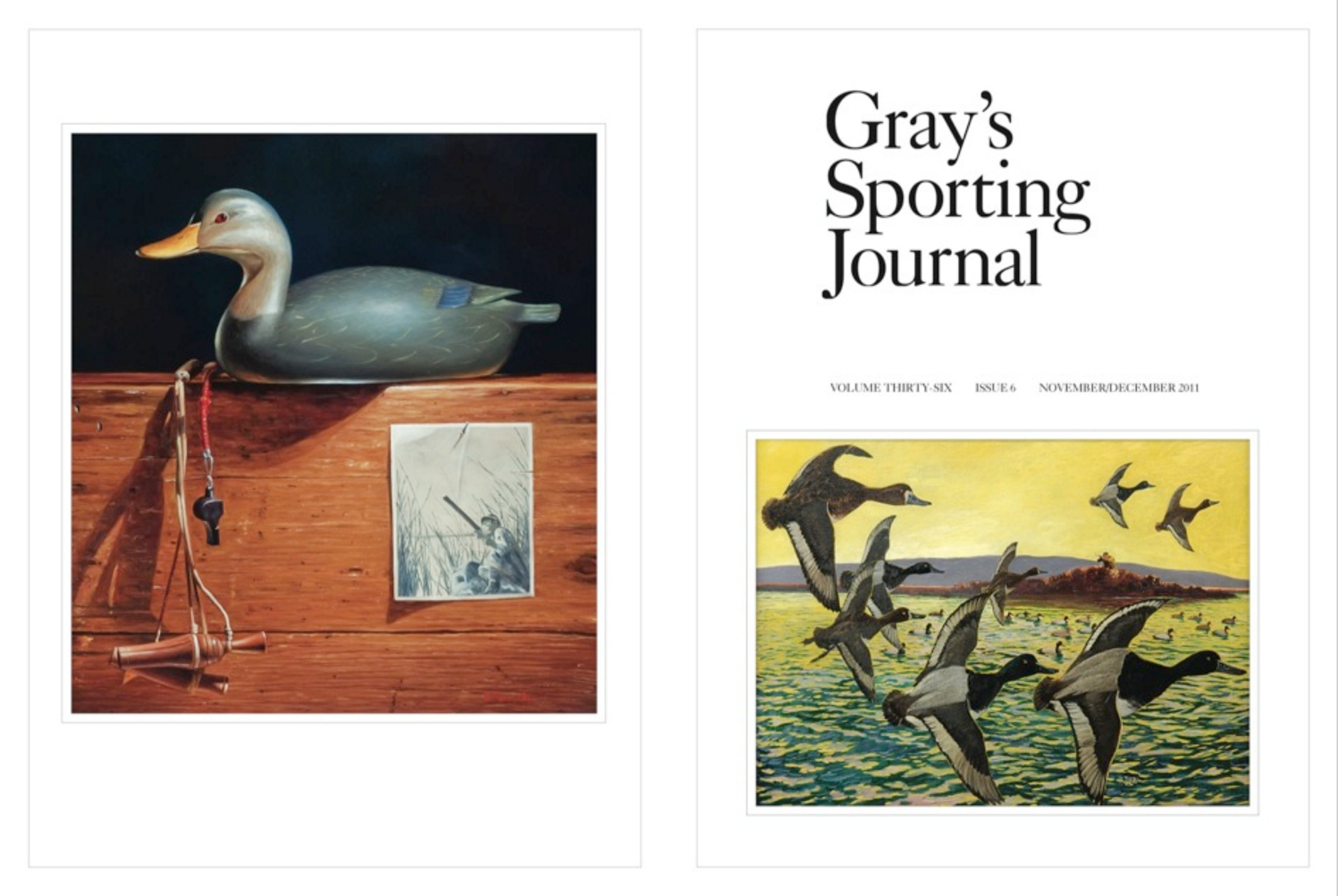 GRAY'S SPORTING JOURNAL Sept/October 2010 Issue 5 Volume 35