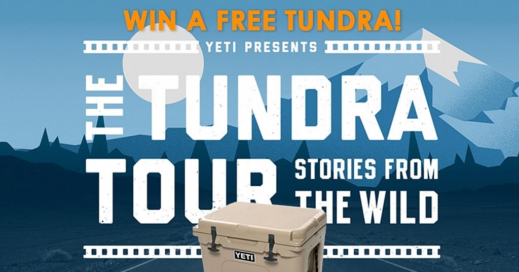 YETI® Celebrates Ten Years of Tundra with Multi-Stop Film