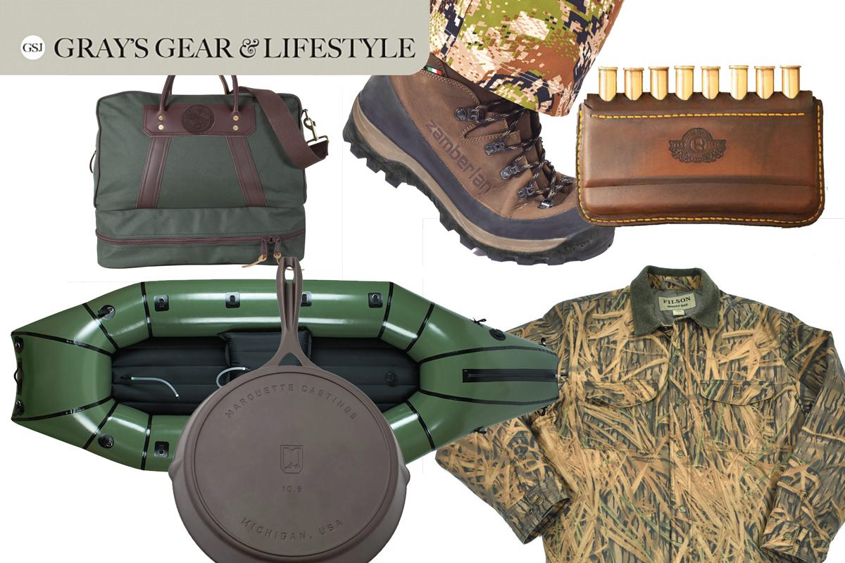Gray's Gear & Lifestyle – Big Game 2019