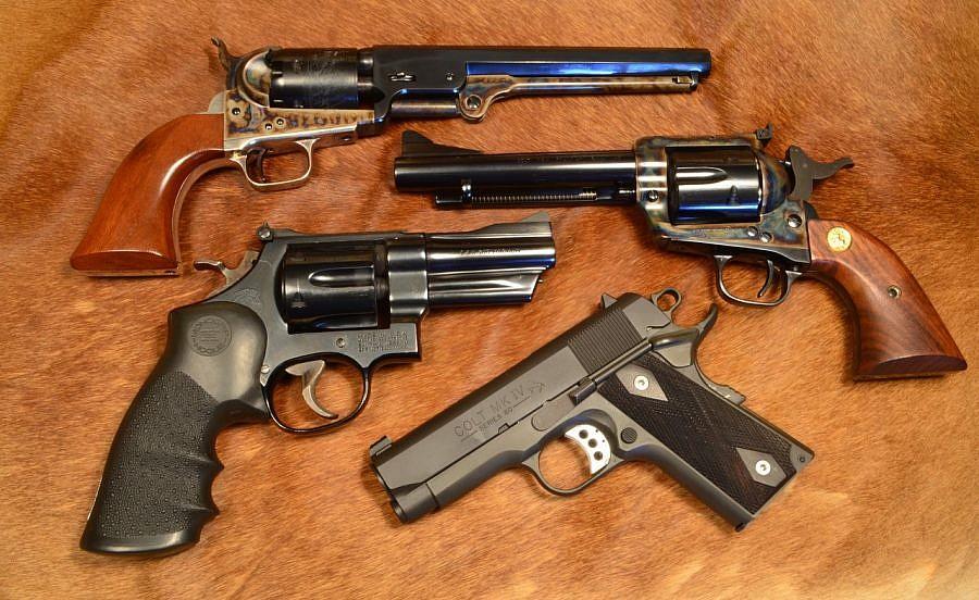 american handguns