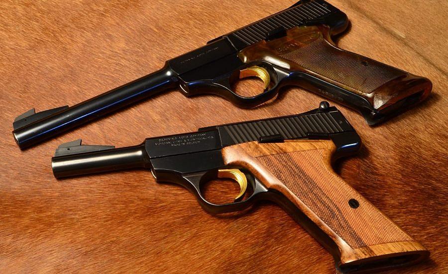 brian board handgun